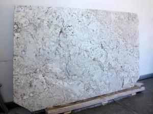 White Spring Satin Granite