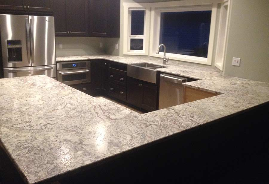 Custom Granite : Custom Granite Countertop Pictures - Solid Rock CreationsSolid Rock ...